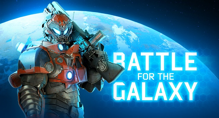 Free Battle for the Galaxy game for your website