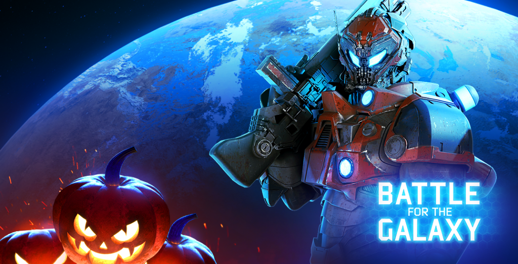 Halloween Battle for the Galaxy
