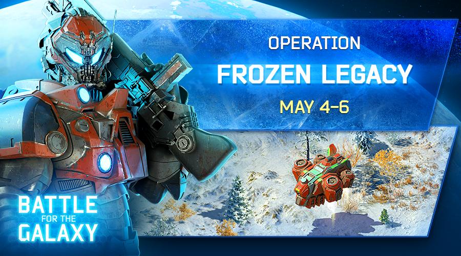 frozen legacy